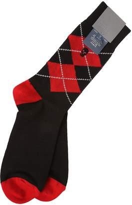Alexander McQueen Patterned Socks