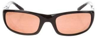 Maui Jim Tinted Narrow Sunglasses