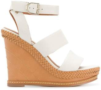Tommy Hilfiger strappy wedge sandals