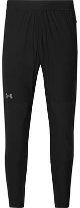 Under Armour Vanish Slim-Fit Panelled Microthread Sweatpants