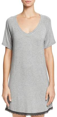 Honeydew V-Neck Sleepshirt