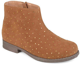 Journee Collection Clancy Toddler & Youth Boot - Girl's