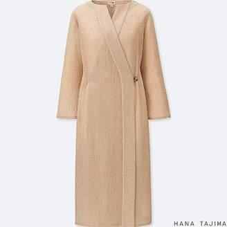 Uniqlo Women's Wrap Long Coat (hana Tajima)