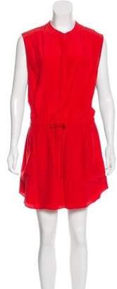 A.L.C. Sleeveless Silk Dress