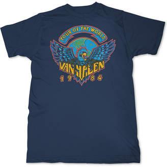 FEA Van Halen 1984 World Tour Men's Graphic T-Shirt