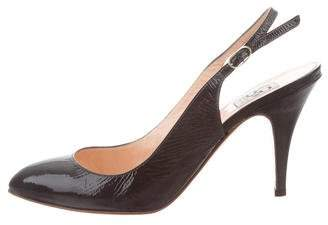 Barneys New York Barney's New York Laurel Slingback Pumps