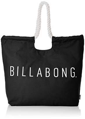 Billabong (ビラボン) - [ビラボン] トートバッグ (キャンバス) [ AI014-925 / BAG ] おしゃれ バッグ BLK_ブラック
