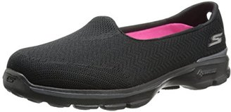 Skechers Performance Women's Go Walk 3 Insight Slip-On Walking Shoe $60 thestylecure.com