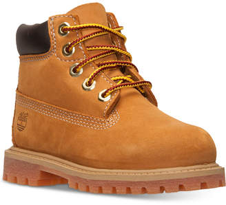 "Timberland (ティンバーランド) - Timberland Toddler Boys' 6"" Classic Boots from Finish Line"