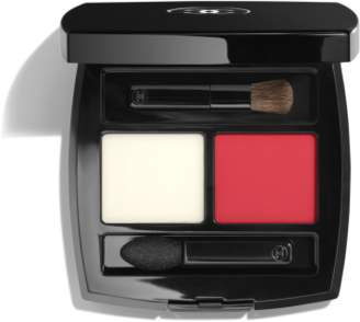 Chanel CHANEL POUDRE A LEVRES Lip Balm And Powder Duo
