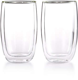 Zwilling J.A. Henckels Zwilling Sorrento Double Wall Latte Glasses, Set of 2