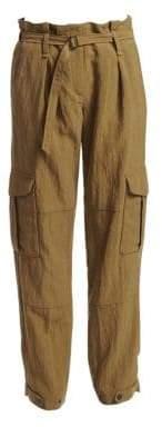 Rag & Bone Tilda Paperbag Cargo Pants