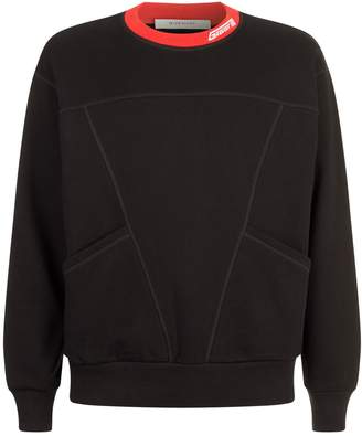Givenchy Elbow Patch Sweater
