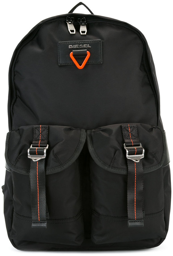 DieselDiesel contrast backpack