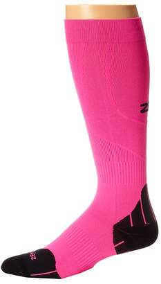 Zensah Tech+ Compression Socks Crew Cut Socks Shoes