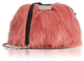 Emporio Armani Eco-Fur Small Shoulder Bag