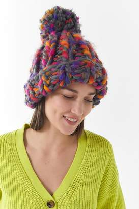 Urban Outfitters Chunky Craft Knit Beanie 26e3c7f6c35