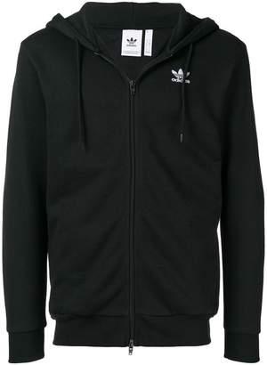 adidas Trefoil zipped hoodie