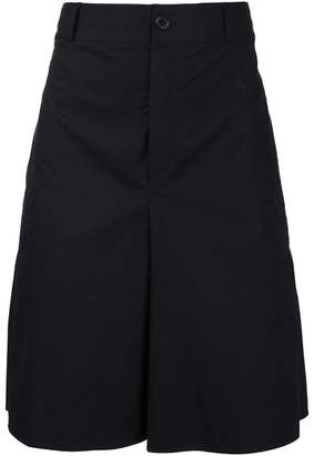 Damir Doma side slit bermuda shorts