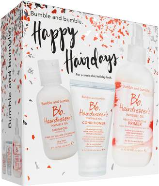 Bumble and Bumble Happy Hairdays Set