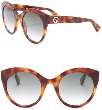 3c93c001a44 Gucci Havana Cat Sunglasses - ShopStyle