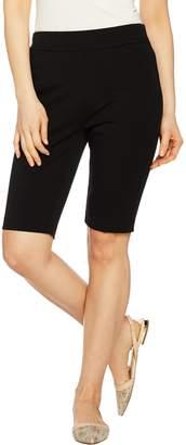 Kelly By Clinton Kelly Kelly by Clinton Kelly Pull-on Bermuda Shorts