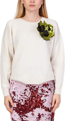 Essentiel Rhodes Flower Sweater
