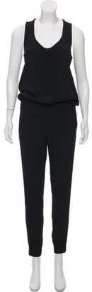 Monrow Sleeveless Skinny Jumpsuit w/ Tags