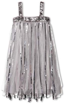 Biscotti Sequin Flapper Dress