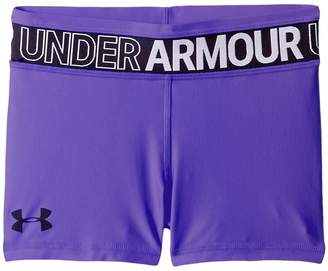 Under Armour Kids HeatGear Girl's Shorts