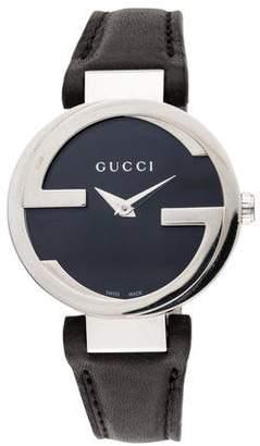 Gucci Interlocking G Watch
