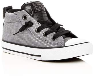 Converse Unisex Chuck Taylor All Star Street Mid Top Sneakers