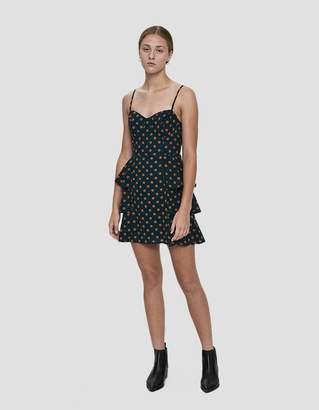 Farrow Nora Sweetheart Polka Dot Dress