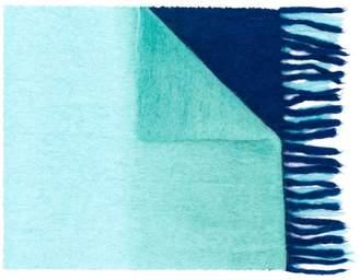 Acne Studios Kelow Dye two-tone scarf