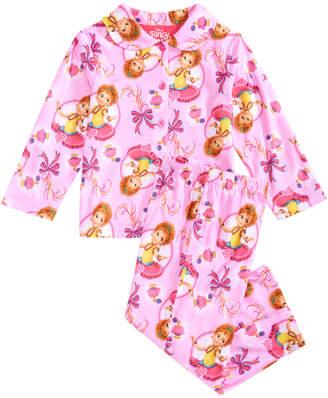 Disney Toddler Girls 2-Pc. Fancy Nancy Printed Pajama Set