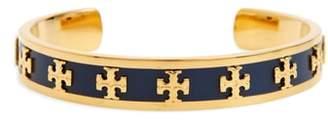 Tory Burch Enamel Logo Cuff