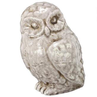 Veda Lark Manor Owl Statue