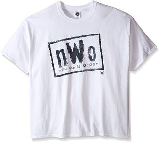 WWE Men's Big-Tall NWO Logo T-Shirt