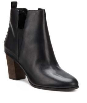 Cassidy Block Heel Booties $300 thestylecure.com