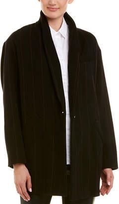 IRO Delson Wool-Blend Coat
