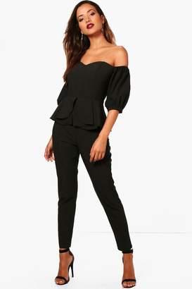 Skinny Leg Jumpsuit Shopstyle