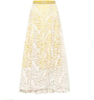 Schumacher Dorothee Irresistible Lace midi skirt