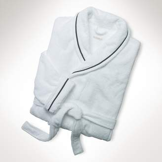 Ralph Lauren Home Ralph Lauren Langdon Embroidered Bathrobe