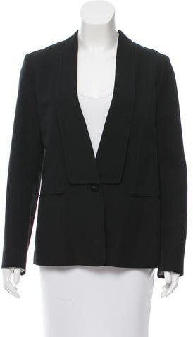 3.1 Phillip Lim 3.1 Phillip Lim Fitted Shawl-Collar Blazer