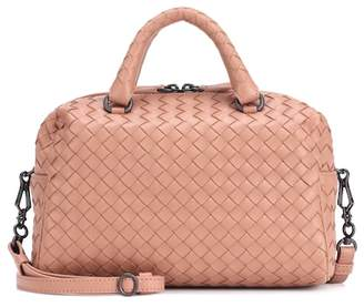 Bottega Veneta Mini Top Handle intrecciato tote