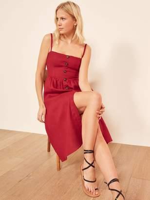 Reformation Petites Tori Dress