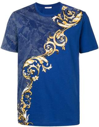 Versace baroque pattern T-shirt