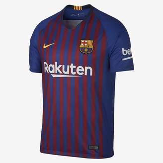 Nike 2018/19 FC Barcelona Stadium Home (Philippe Coutinho) Men's Soccer Jersey
