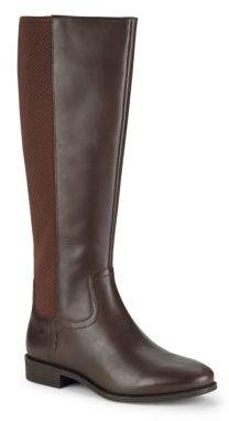 Tilley Knee High Boots $300 thestylecure.com