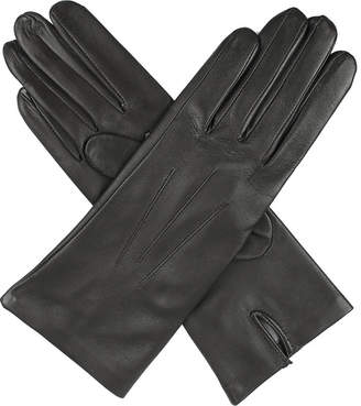 Dents Classic silk-lined leather gloves